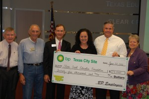BP Kicks Off 2013 Annual Campaign with $25,000 Lead Gift