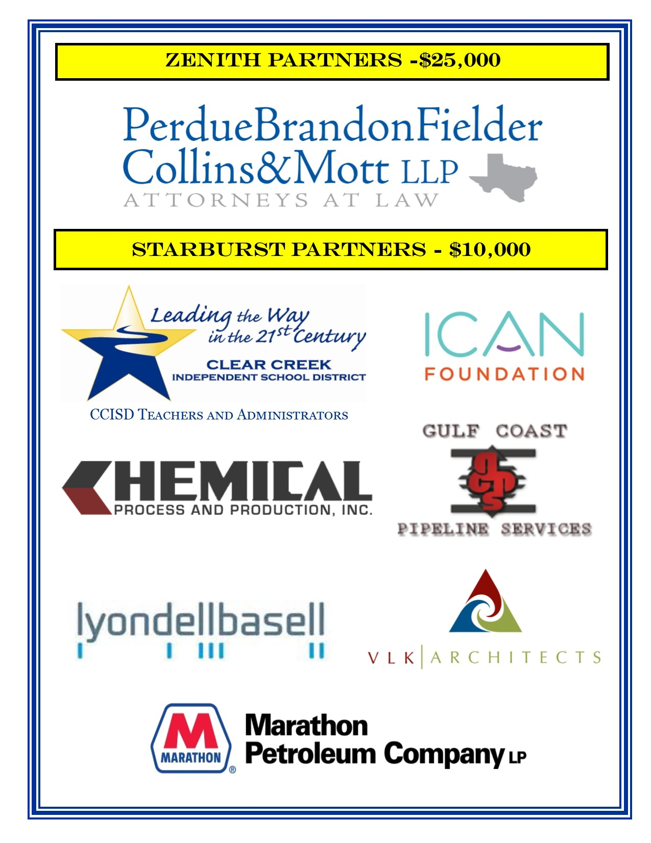 2017 Annual Campaign Donors - LOGOS - Sherri Changes