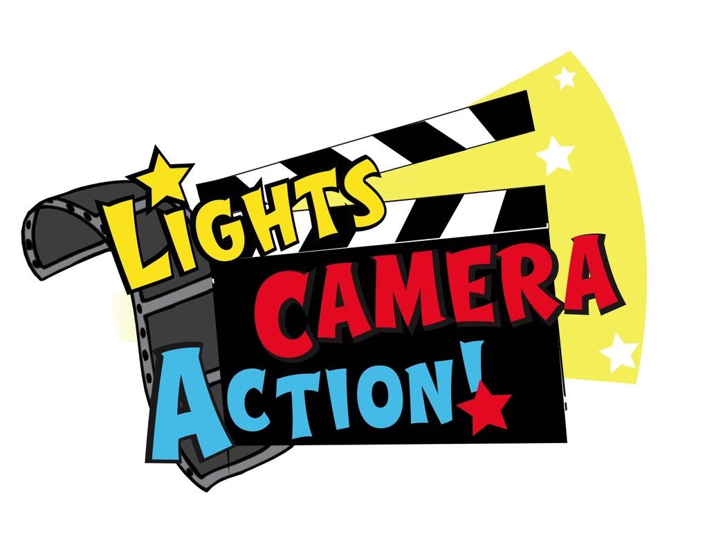 Image result for lights camera action